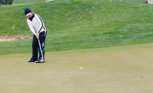 cold golf