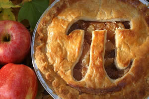 Pi or Pie…any reason to celebrate!