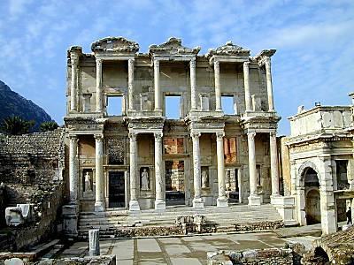 E is forEphesus