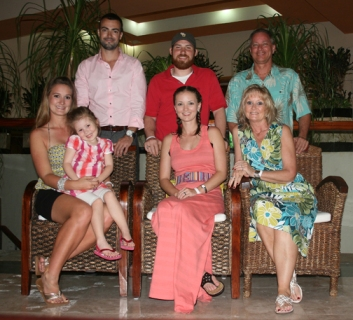Cancun family