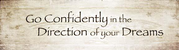 go confidently72