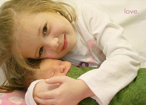 TT-Sister love
