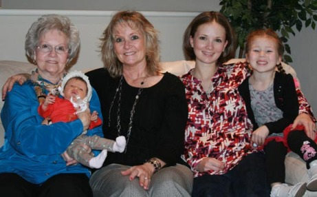 four generation 2014