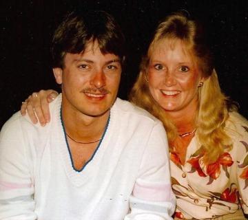 Perry & Lisa-St. Thomas 1986-72