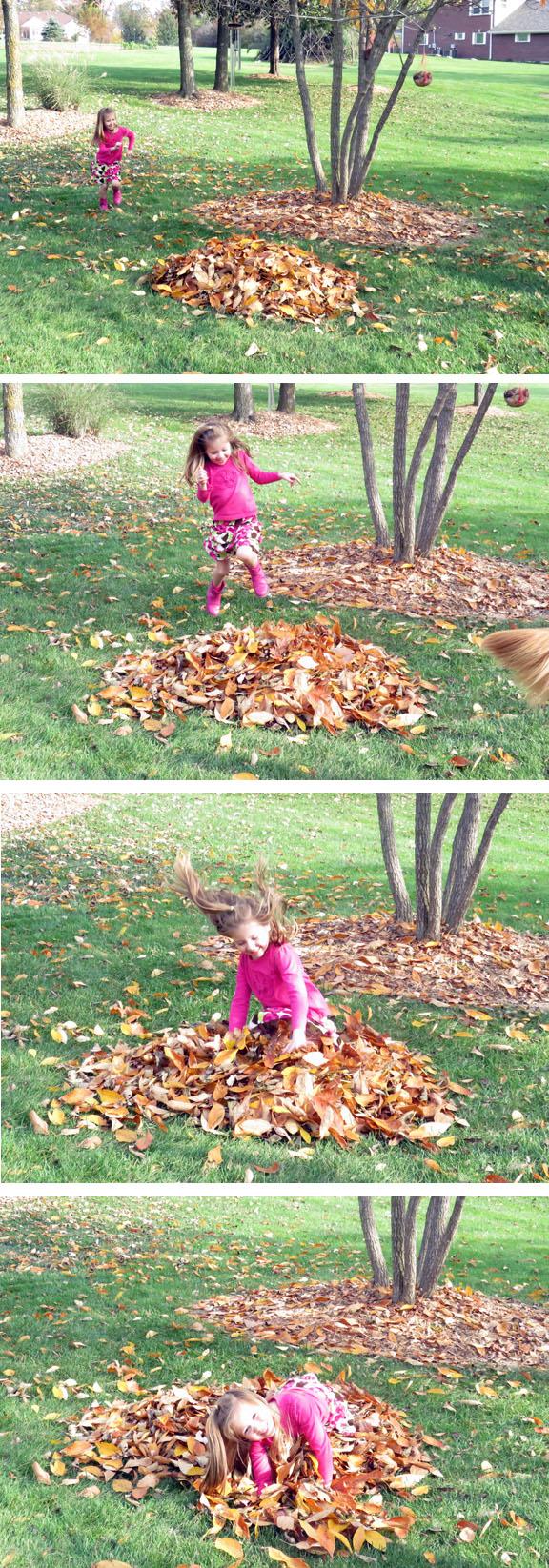 Autumn jump