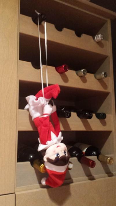 acrobat elf