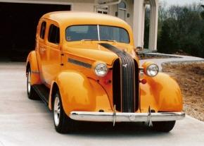 Slick 36 Pontiac front-blog