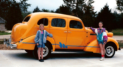 Slick 36 Pontiac w girls-blog