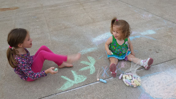 Happy-chalk