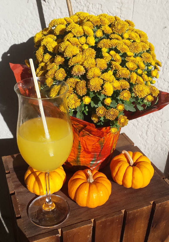 Autumn mimosa