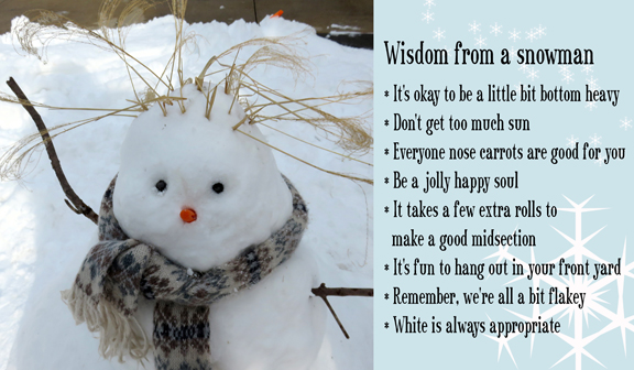 snowman quotography 72