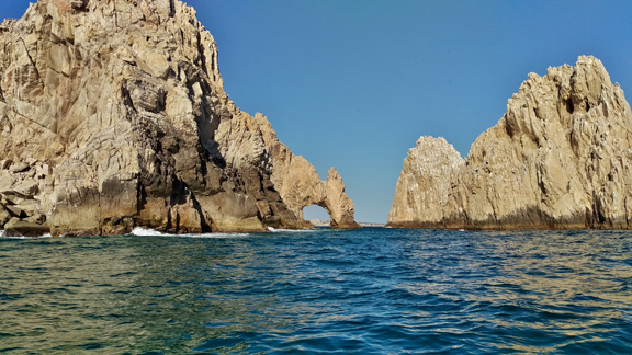 Los Cabos arch
