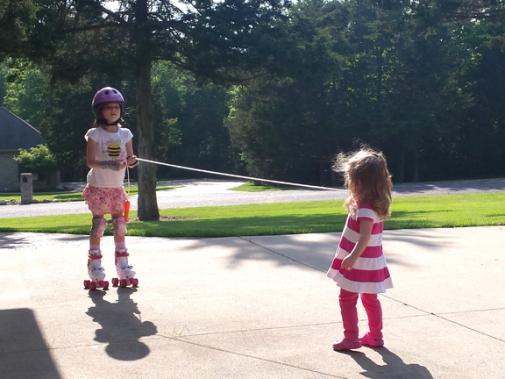 roller skate idea